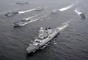 НАТО «накаляет» обстановку возле берегов России