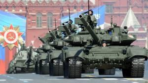 Президент России Путин: Нужно в короткие сроки наладить серийное производство военной техники, которая была на параде