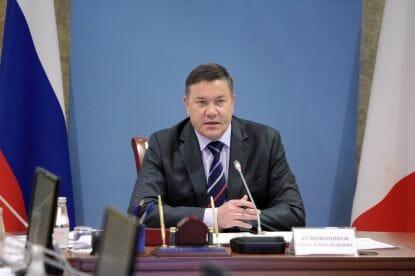 Губернатор Олег Кувшинников подведет итоги года  в прямом диалоге с вологжанами
