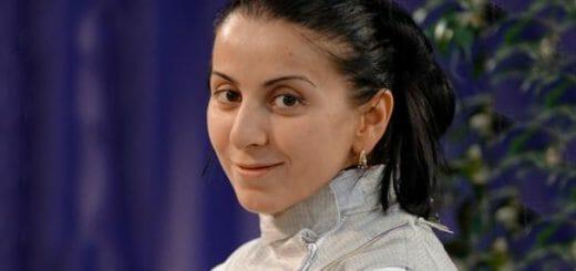 Рапиристки Дериглазова иШанаева прошли в1/8 финала Олимпиады