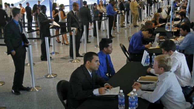 Работоспособность труда вСША уменьшается третий квартал подряд
