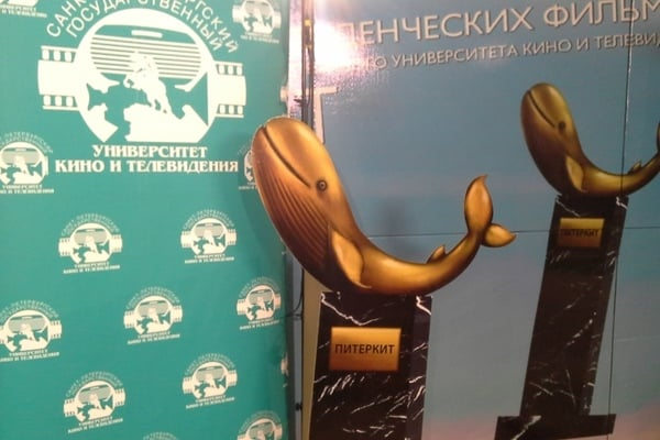 В Питере пройдет фестиваль студенческих фильмов