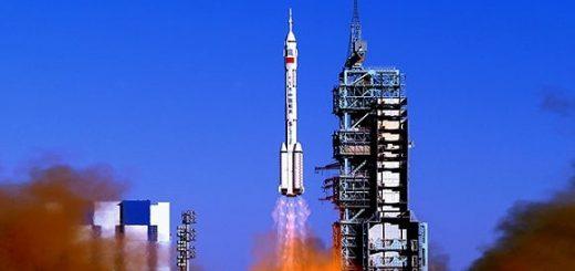 В Китае был запущен космический корабль Шэньчжоу-11