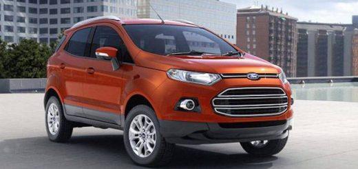 В Лос-Анджелесе был показан новый Ford EcoSport