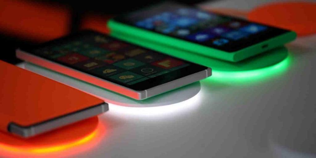Создана технология беспроводной зарядки телефонов в комнате