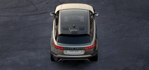 Знакомьтесь, Range Rover Velar