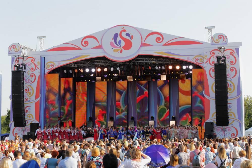 Крупнейший фестиваль славянского искусства «Русское поле» собрал таланты со всей страны