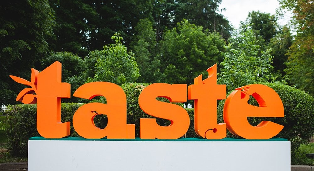 Taste Moscow 2018