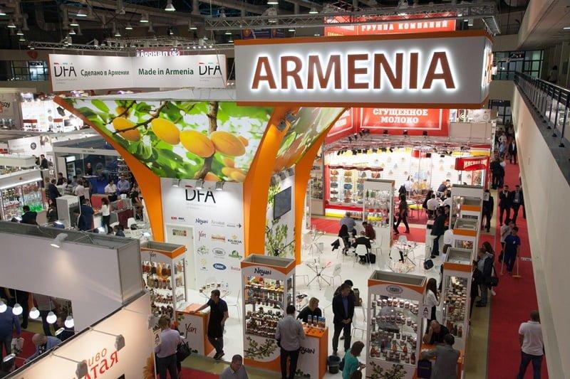 27-я Международная выставка продуктов питания WorldFood Moscow