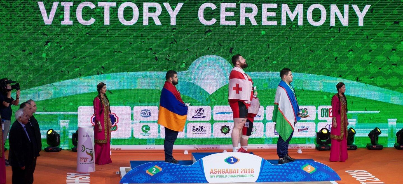 Чемпионат мира завершился новым мировым рекордом