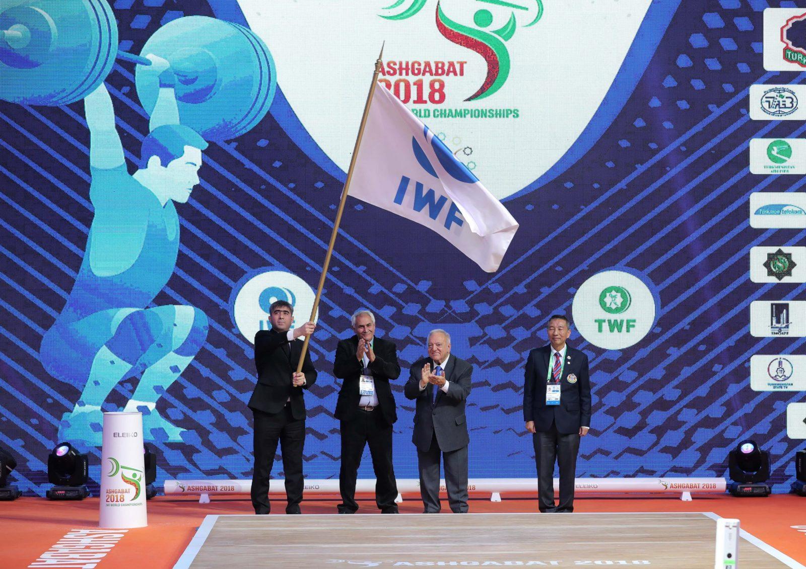В Ашхабаде завершился Чемпионат мира по тяжелой атлетике