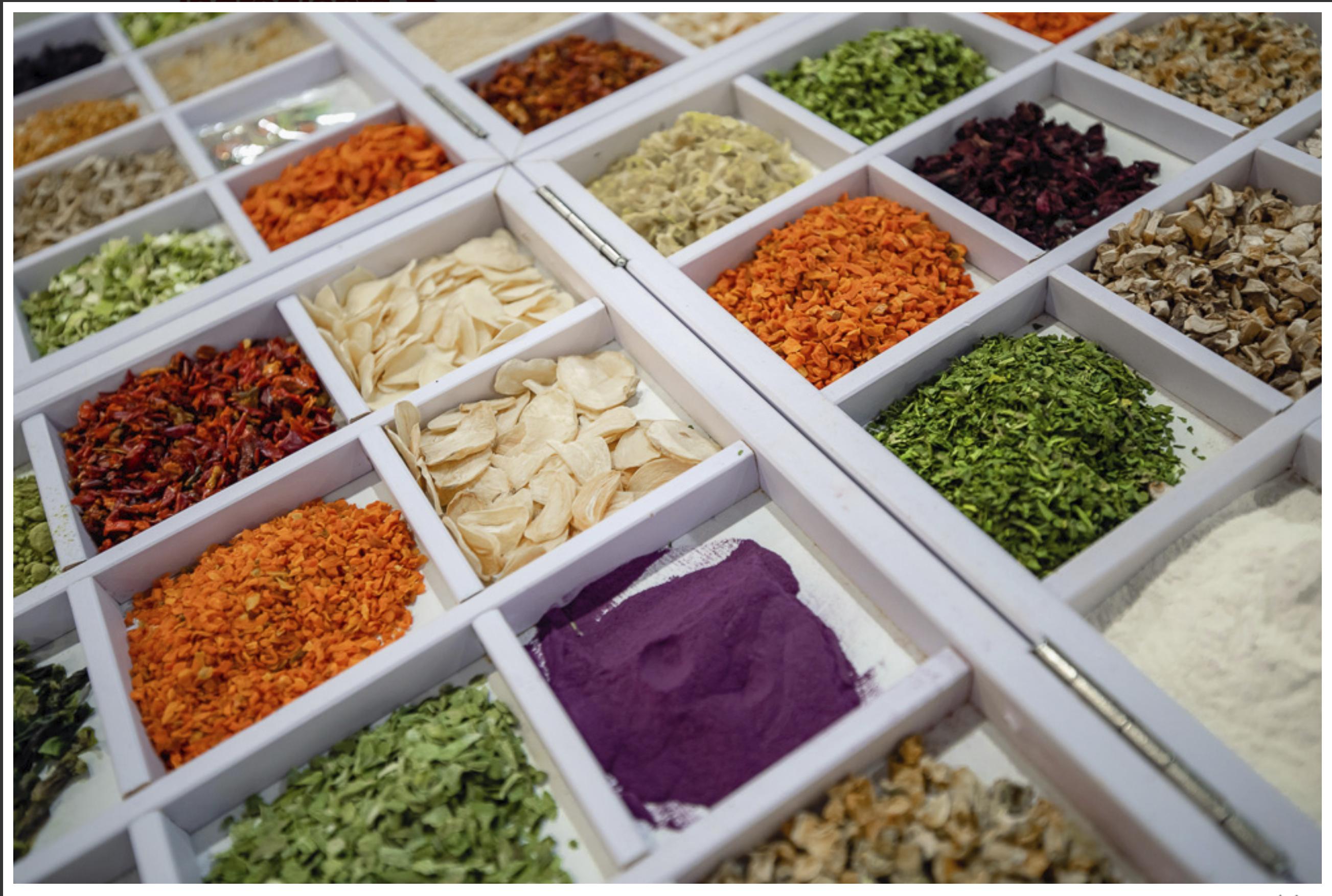 Ingredients Russia - 23-я Международная выставка пищевых ингредиентов 1