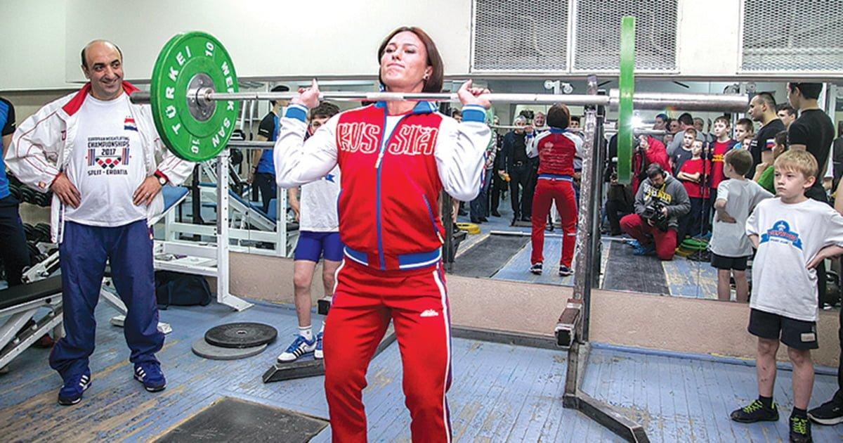 Трансляция скоро! Уже завтра стартует Чемпионат России по тяжёлой атлетике!