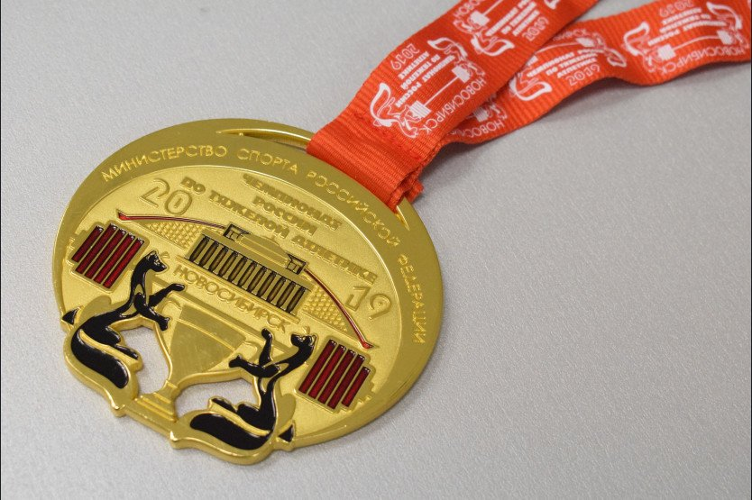Золото и бронза домашнего чемпионата России