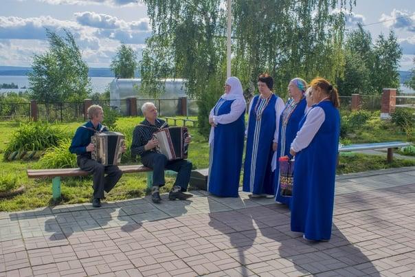 Творческие встречи в древнем уральском посёлке Таватуй. 2