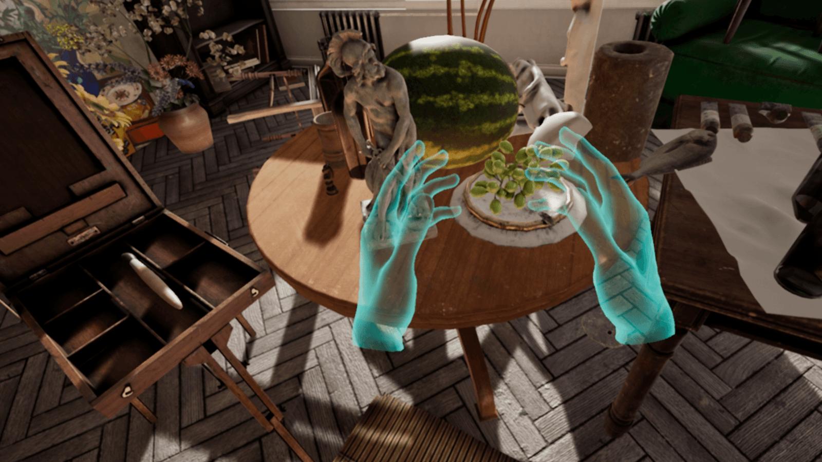 Проекты виртуальной реальности в Третьяковской галерее 2