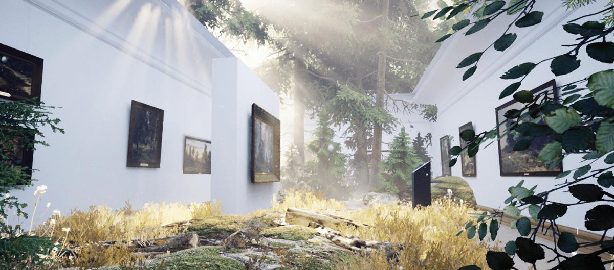 Проекты виртуальной реальности в Третьяковской галерее 3