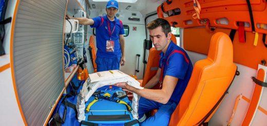 21 сентября в парке «Сокольники» состоится фестиваль московской скорой помощи «100 лет спасаем жизни»