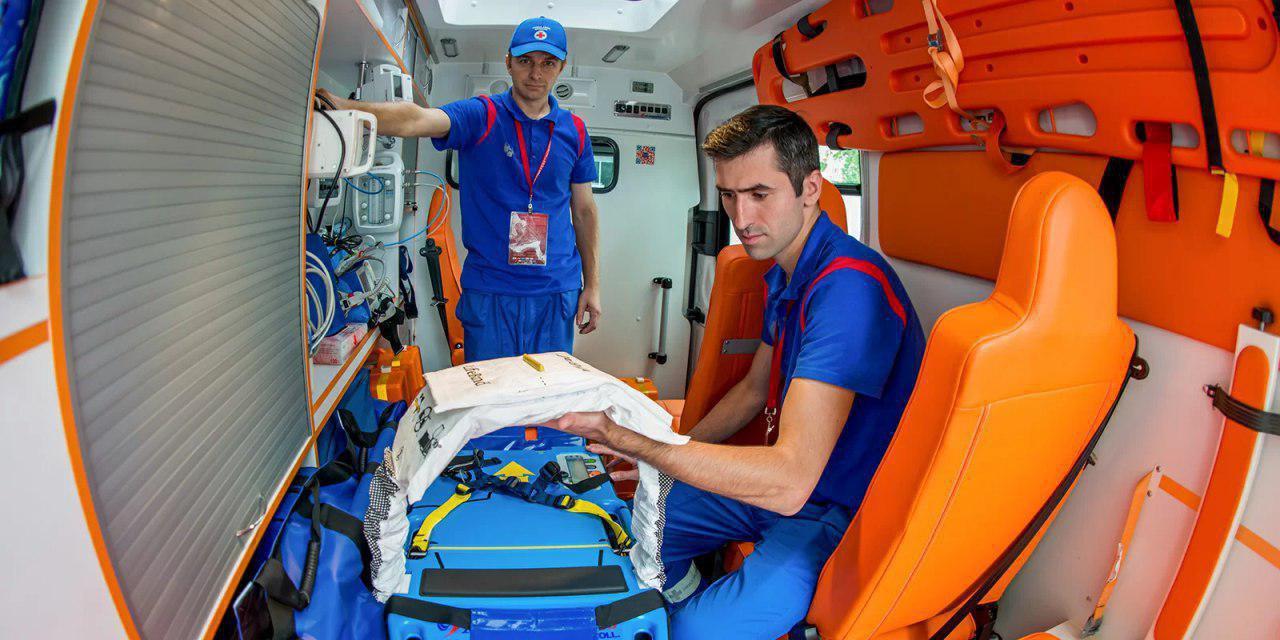 21 сентября в парке «Сокольники» состоится фестиваль московской скорой помощи «100 лет спасаем жизни» 1