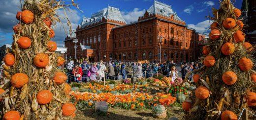 Самый уютный фестиваль года — «Золотая осень».