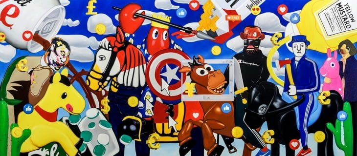 Выставка Филипа Колберта — событие, которое нельзя пропустить. 2