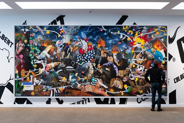 Выставка Филипа Колберта — событие, которое нельзя пропустить. 4