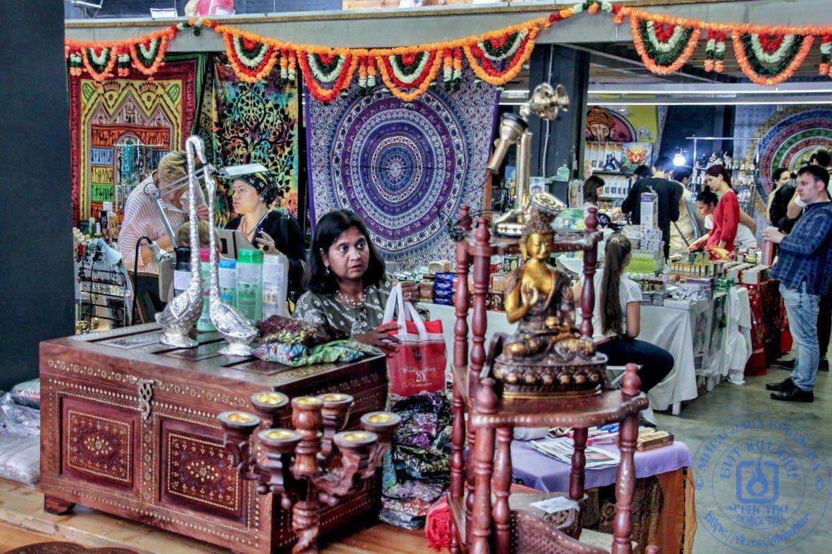 Частичка Индии в Москве: Delhi базар. ★ Видеообзор 3