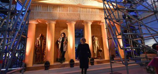 Выставка «ТЕАТР.RUS» Греция
