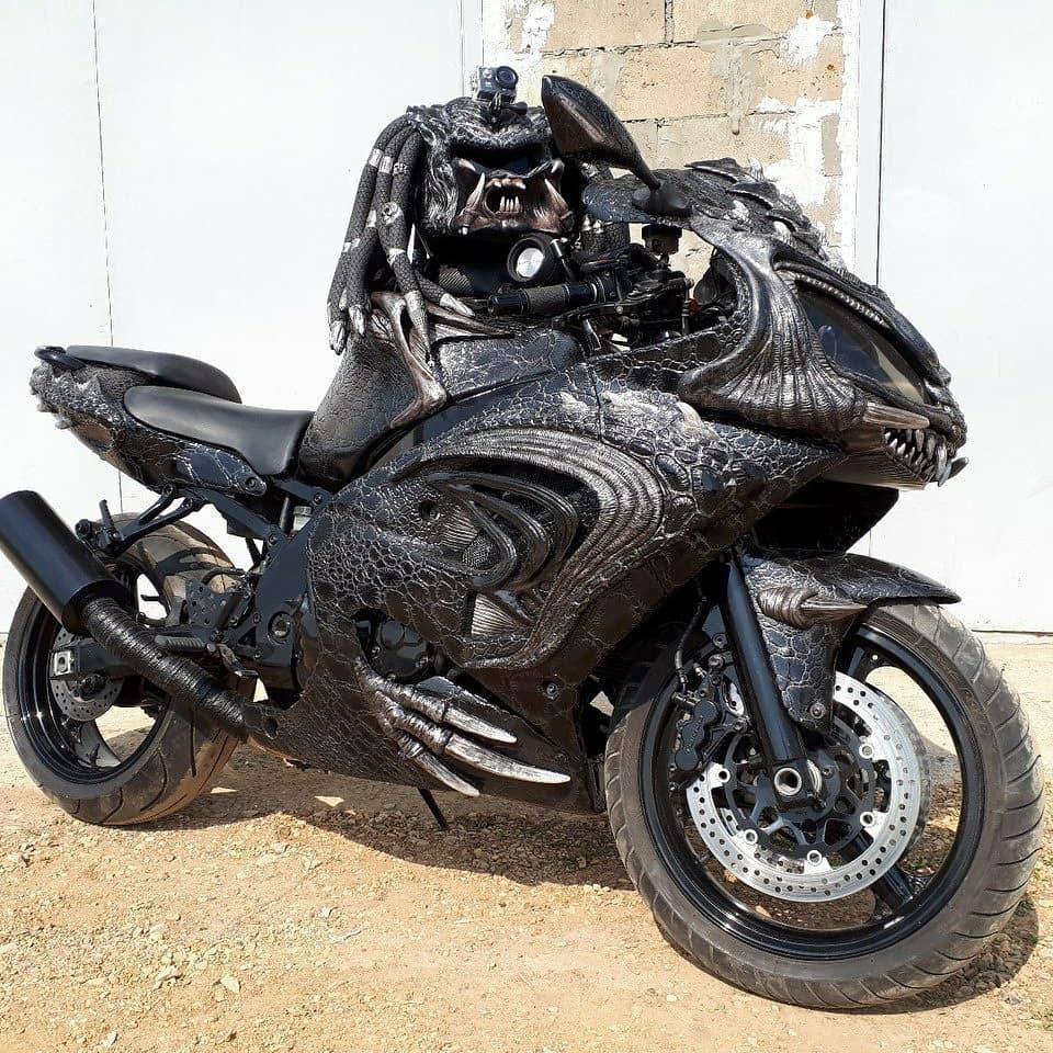 Мотоциклы на фестивале 3Dtoday Fest