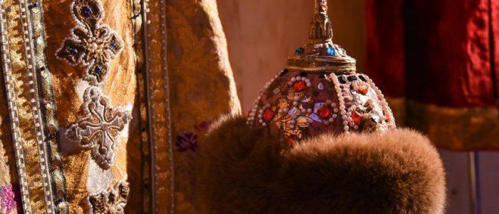 Выставка «ТЕАТР.RUS» Опера Борис Годунов