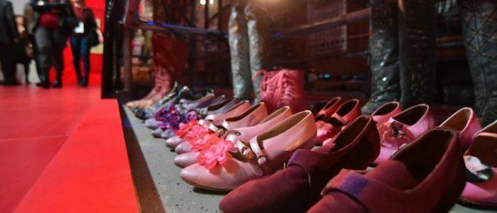 Выставка «ТЕАТР.RUS» Обувь, костюмерная
