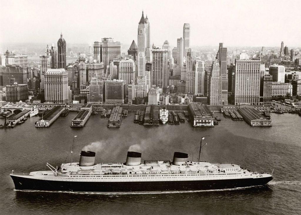 США, Нью-Йорк 1935.