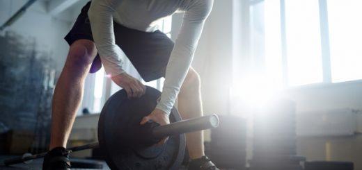 атлет тренировка тяжелая атлетика