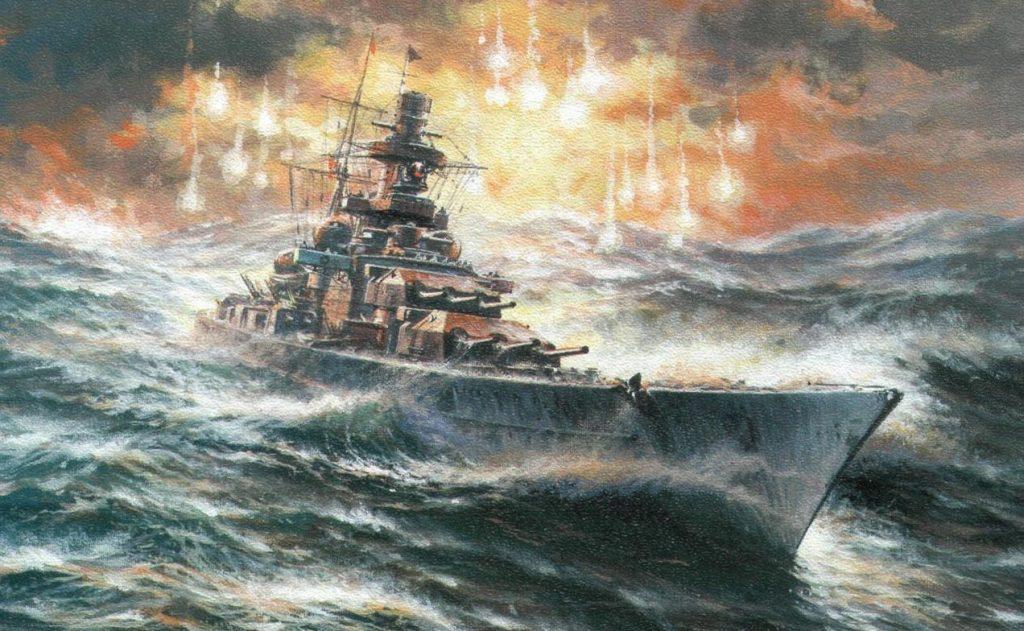Scharnhorst (линкоры 1938-1939)