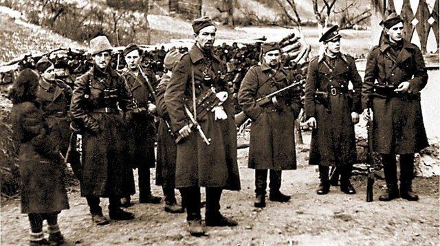 словацкое восстание