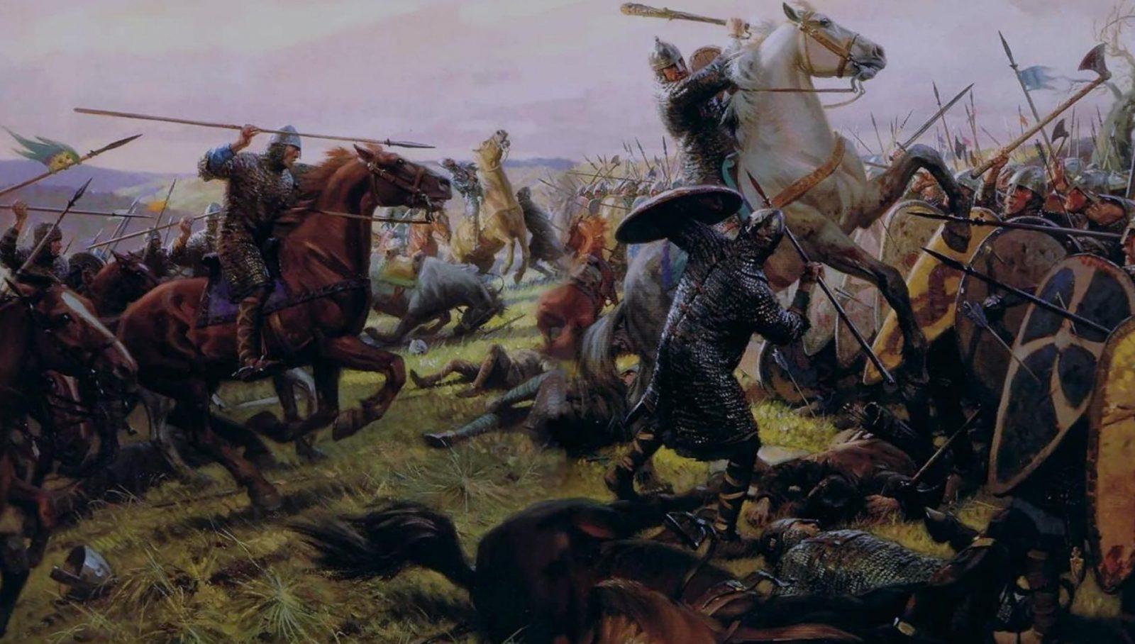 Битва Россичей