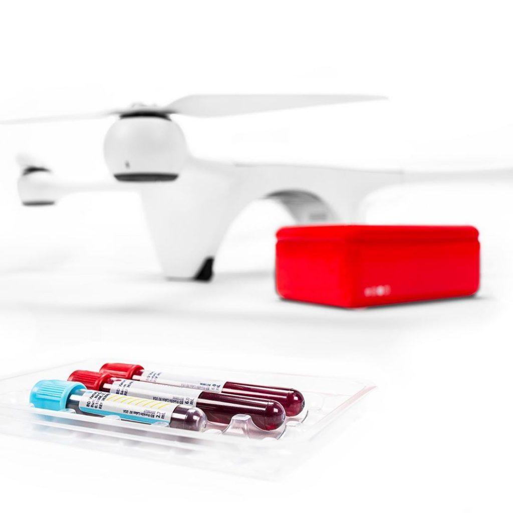 covid19 дрон бпла вакцина лекарство доставка