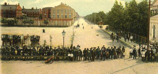 история санкт-петербург