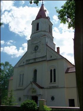 Костёл святого Яна Евангелиста в Кнышине Сангушко
