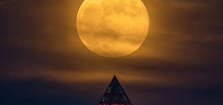 луна планетарий