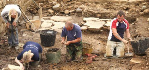 раскопки археология