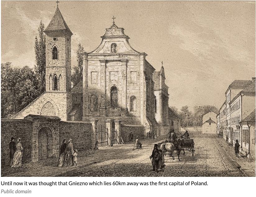 Польша история