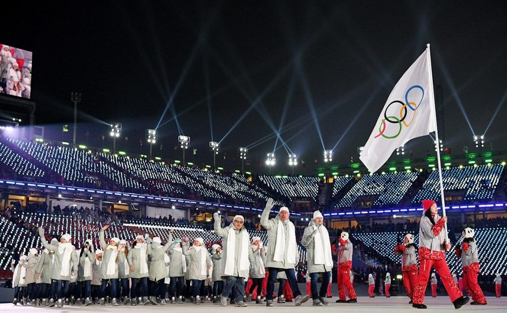 олимпиада Пхёнчхан