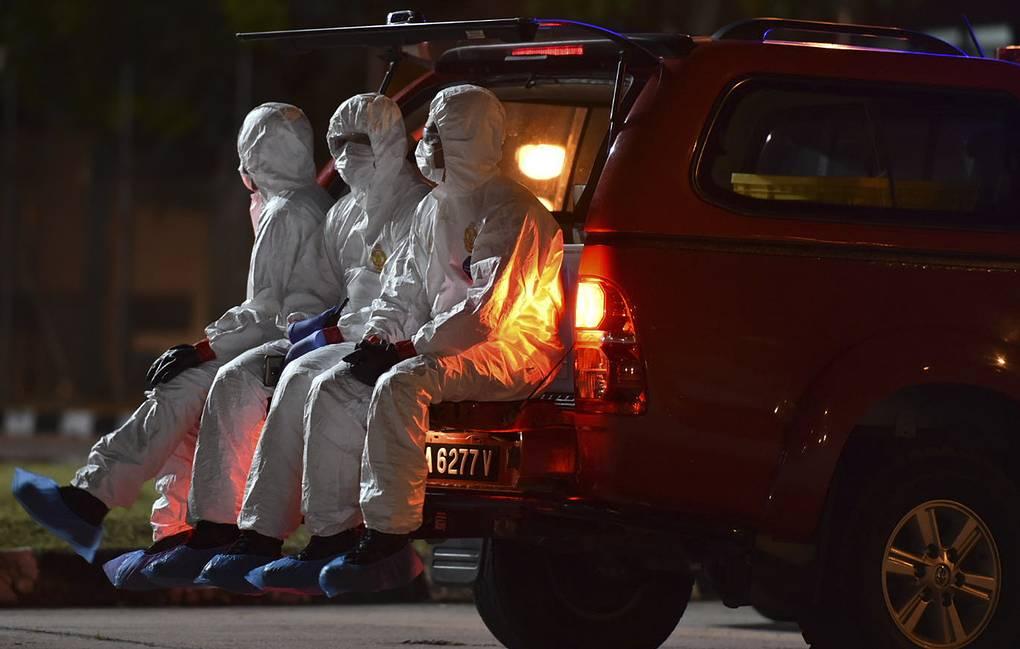 В Ухане за сутки не зарегистрировано новых случаев заражения коронавирусом 1