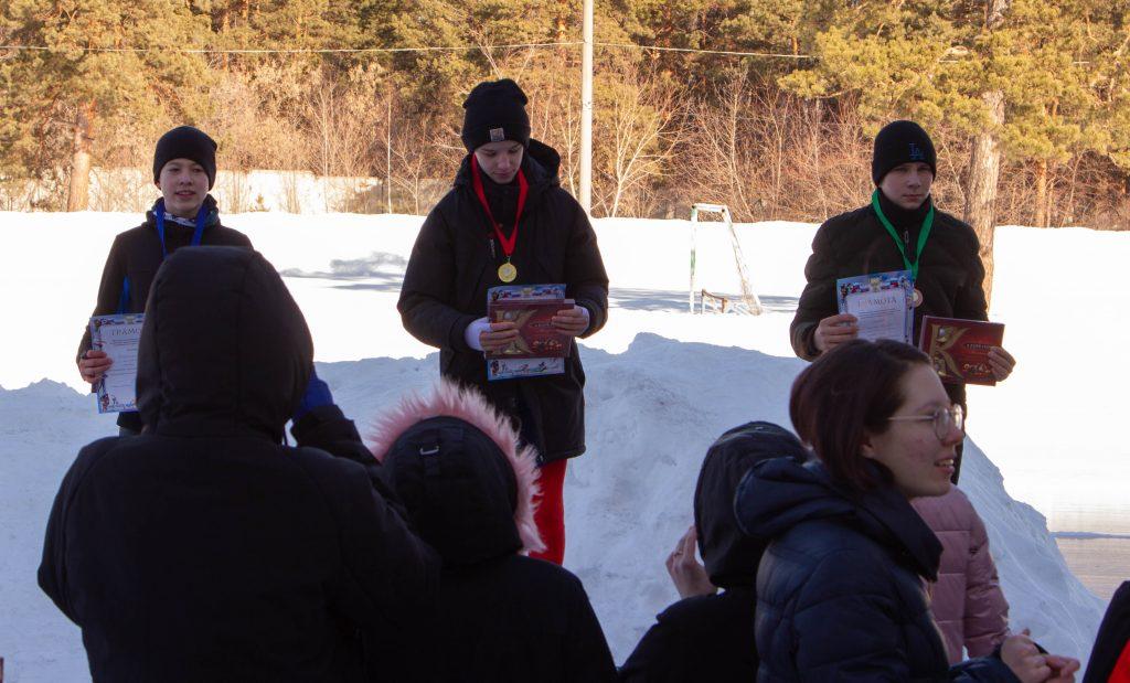 Соревнования по конькобежному спорту, посвященные Инге Артомоновой