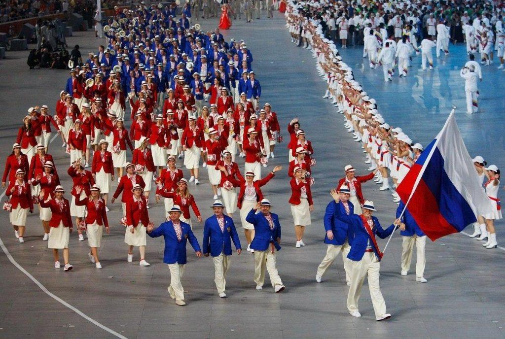 сборная россии олимпиада