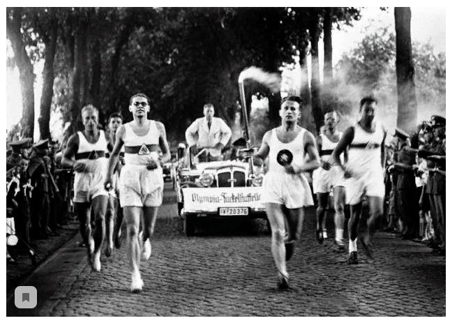Берлин 1936 Олимпиада