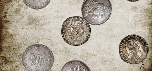 унии деньги монеты литва