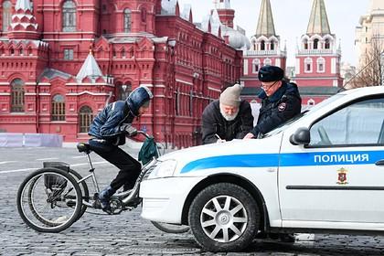 полиция москва штрафы