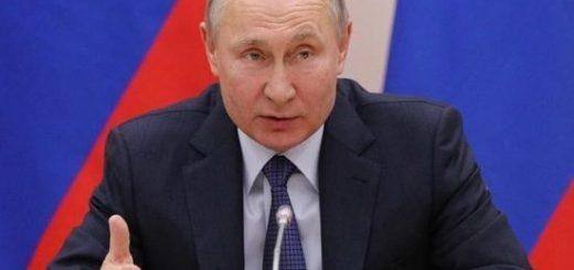путин москва кремль карантин